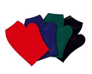 gants caoutchouc