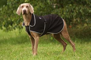 Couverture Soft Shell pour chien equi theme