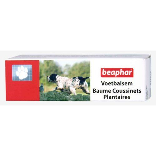 Baume coussinets plantaires