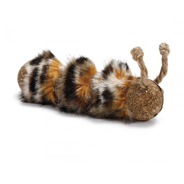 peluche avec herbe à chat