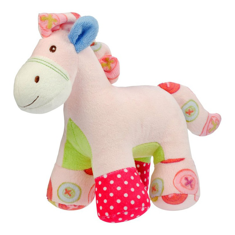 "Peluche cheval ""Lilly"""