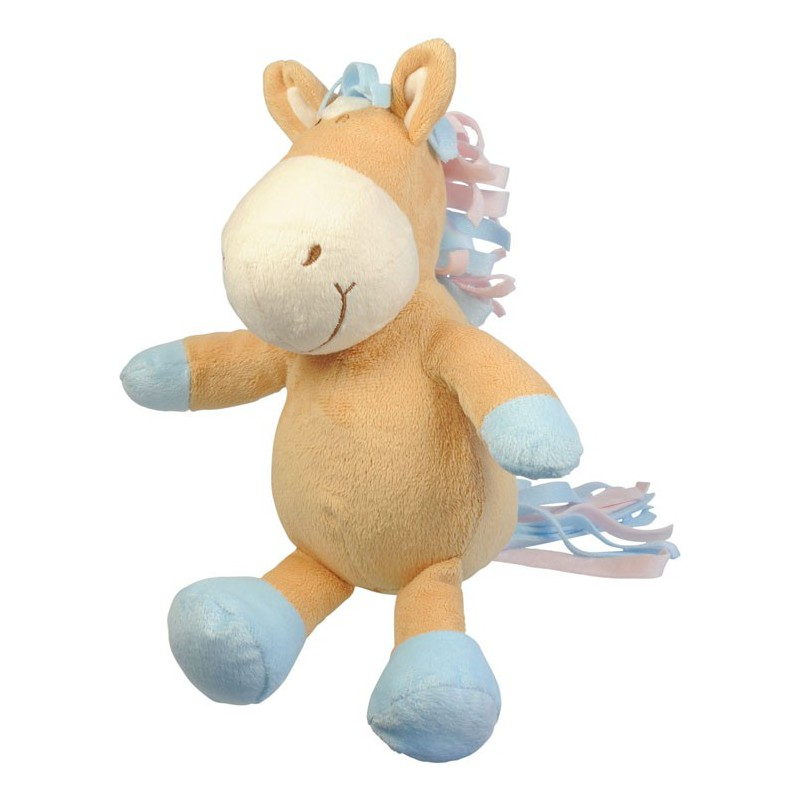 "Peluche cheval ""Paul"""