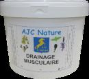 complément alimentaire Drainage musculaire du cheval 1kg AJC nature