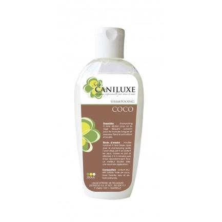 Shampoing à l'huile de coco Caniluxe pour chien