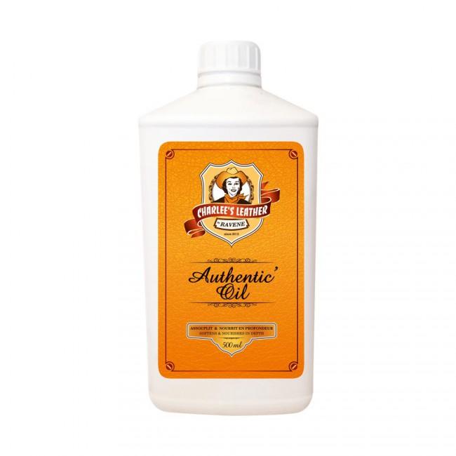 authentic oil