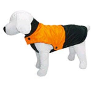 imperméable pour chien mandarine