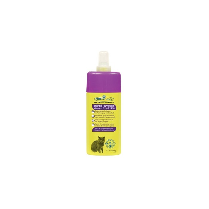 Shampooing sec Hairball Prevention FURminator