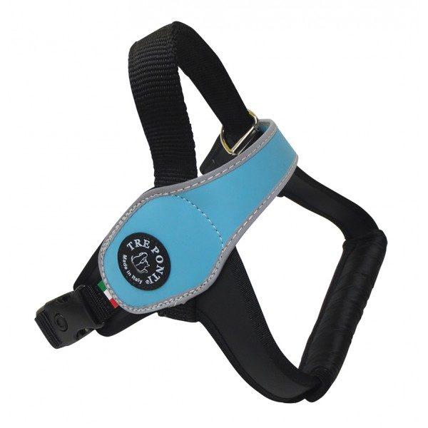 harnais-resistant-tre-ponti bleu
