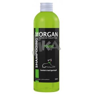 les shampoings de chez Morgan