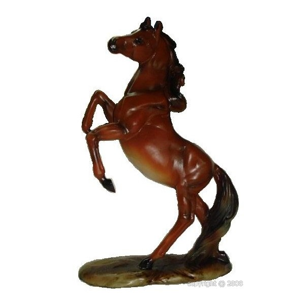 Figurines chevaux