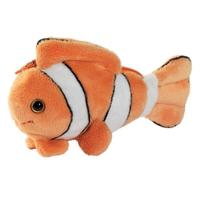 Porte monnaie Peluche Poisson clown