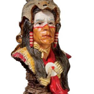Figurine indien Assiniboine