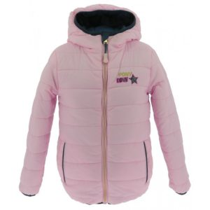 doudoune reversible ponylove destockage