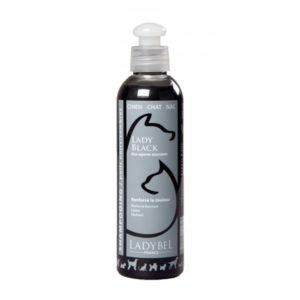 Shampoing couleur noir Ladybel 200 ml