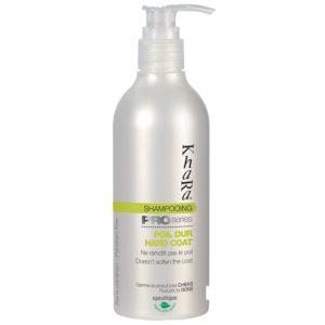 shampoing chien khara poils dur 250ml