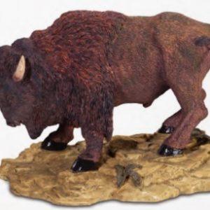 Figurine en Résine Bison